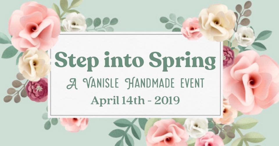 Vancouver Island market Step Into Spring