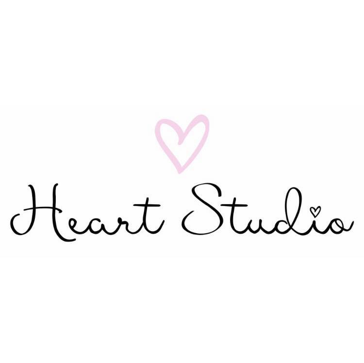 Heart Studio logo, Vancouver Island jewelry made in Parksville, B.C.