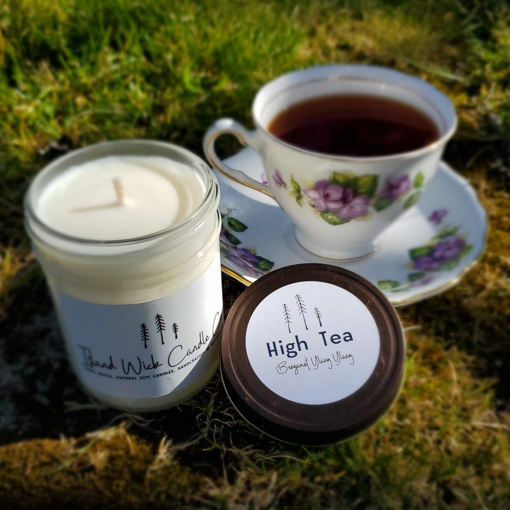 all natural candles, Canadian made mother's day gift ideas