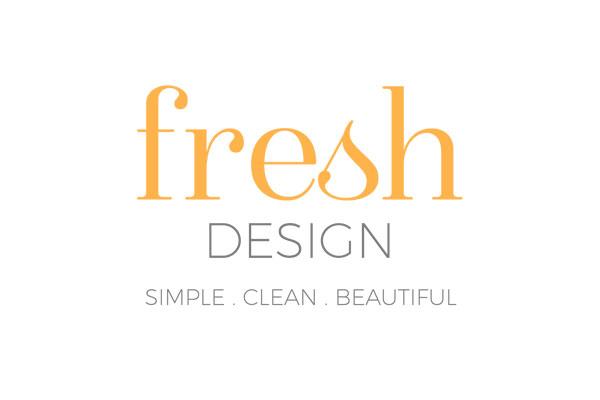Fresh Design logo, Vancouver Island graphic designer
