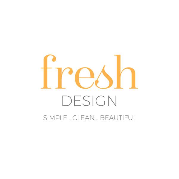 Fresh Design logo, Nanaimo Vancouver Island graphic designer