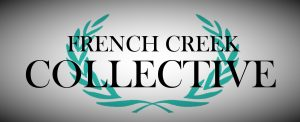 French Creek Collective logo, gift store in Campbell River with local Vancouver Island products