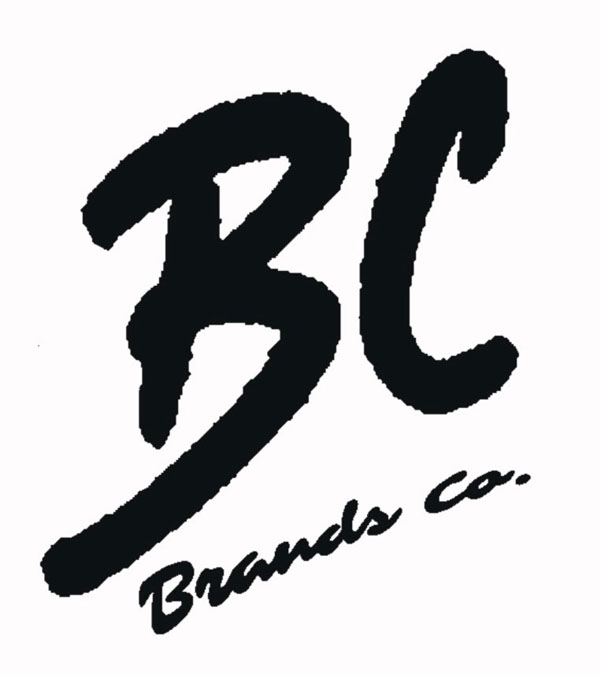BC Brands logo, outdoor gear made on Vancouver Island