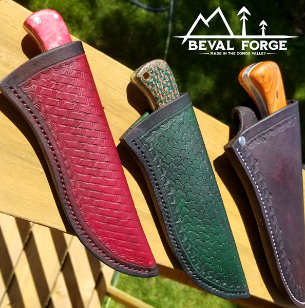 Everyday Carry knives made in Comox Valley on Vancouver Island B.C. Canada