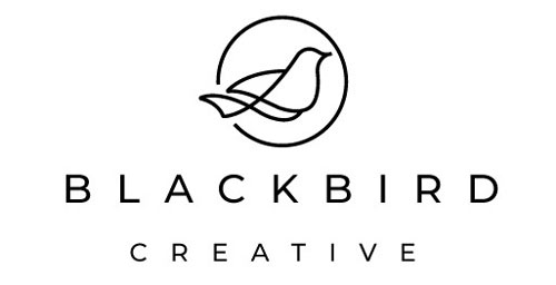 blackbird creative logo, macrame and woodworking on Vancouver Island in Nanoose Bay