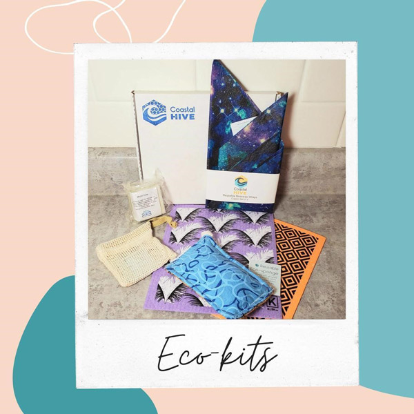 Eco kit, made on Vancouver Island gift ideas