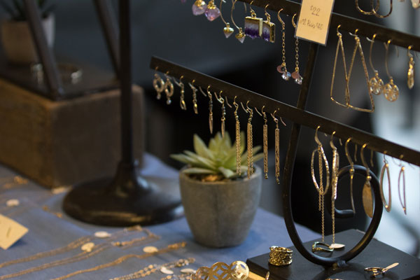 image from Vancouver Island Crafted Farmhouse market of jewelry