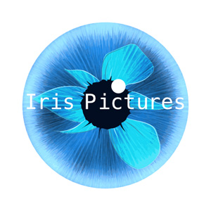 Iris Pictures logo - Vancouver Island Videographer