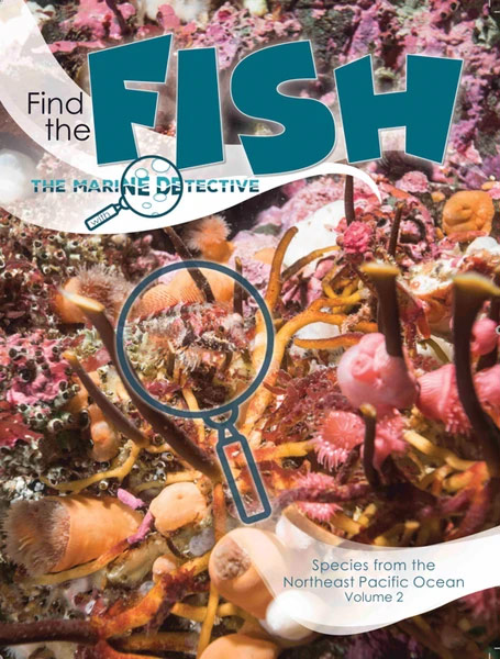 find the fish volume 2, books made on vancouver island for kids