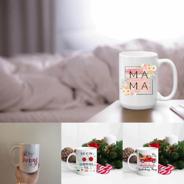 fun mugs made on vancouver island, stockign stuffer ideas