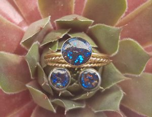 cremation cremain ring jewelry made on Vancouver Island by Sacred Life Jewelry
