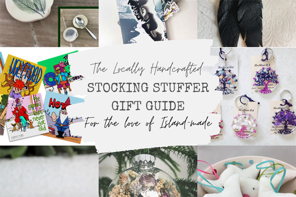 Vancouver Island made stocking stuffer gift ideas from Canada