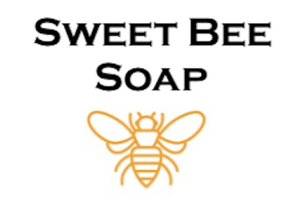 sweet bee soap logo, natural handmade soaps from vancouver island bc