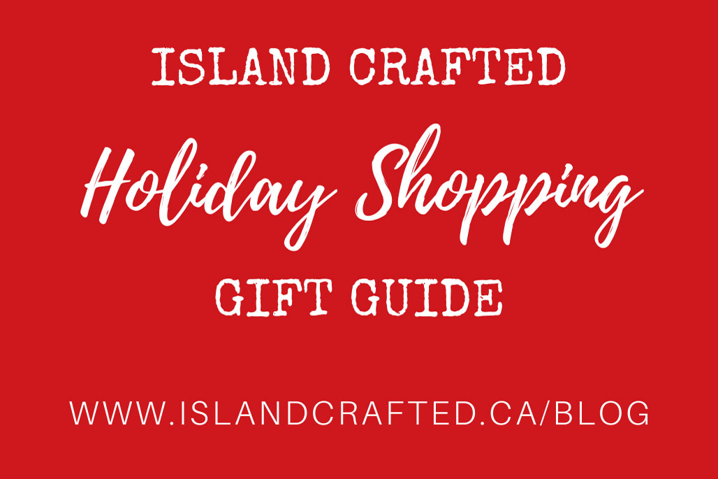 guide to buying locally Vancouver Island made products and brands this holiday season