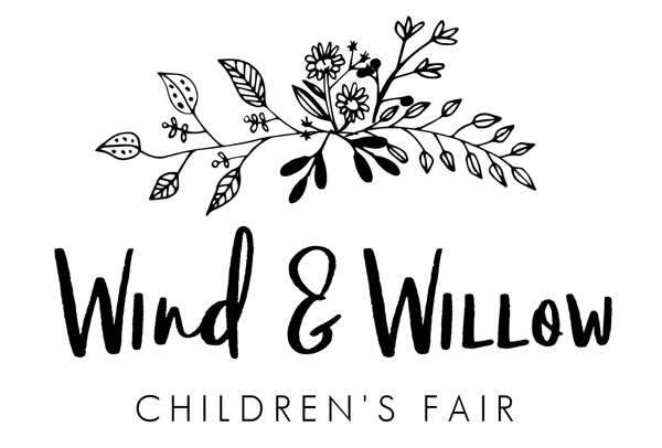 Wind and Willow Children's fair logo,Vancouver Island Market in Victoria